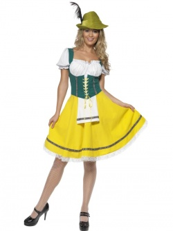 Oktoberfest Costume-Female