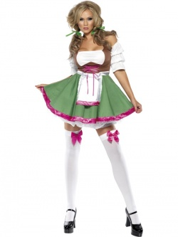 Fever Bayern Fraulein Costume