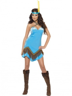 Fever Indian Babe Costume