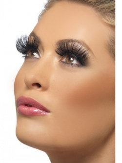 60's Eyelashes, Black