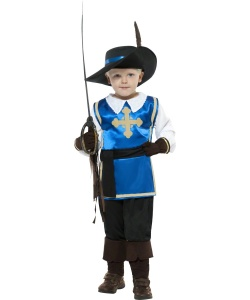 Child Costume of Musketeer