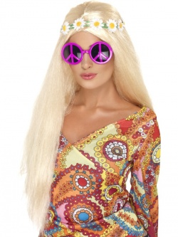 Sunglasses With Peace Sign