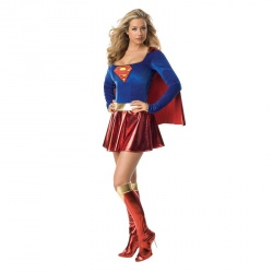 Costume of Supergirl