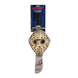 Jason's Mask and Machete