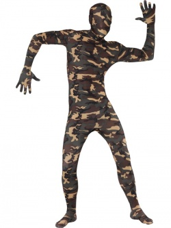 Morphsuit-Army Pattern