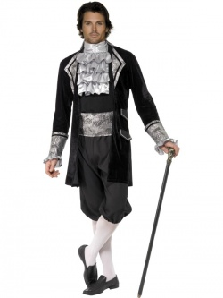Baroque Vampire Lord Costume