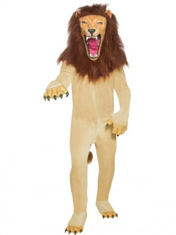 Cirque Sinister Vicious Lion Costume