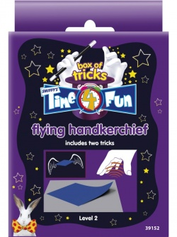 Magic Tricks - Flying Handkerchief