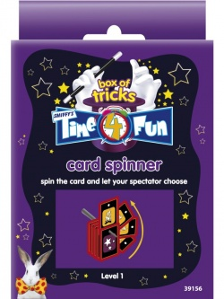 Magic Tricks - Card Spinner