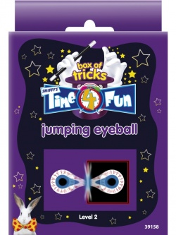 Magic Tricks - Jumping Eyeball