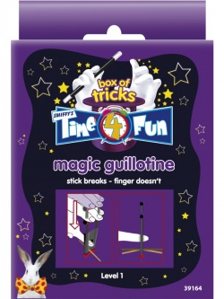 Magic Tricks - Magic Guillotine