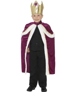 Costume of King