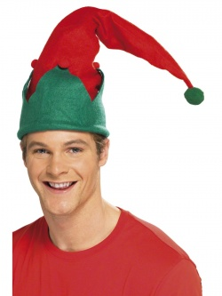 Hat of Christmas Elf