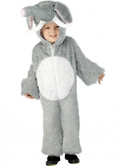 Animal Child Costume - Elephant