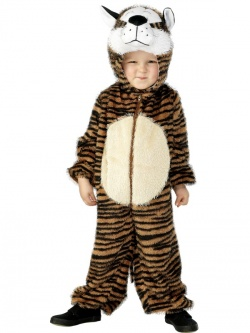 Animal Child Costume - Tiger