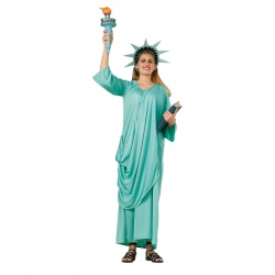 Costume of Statue of Liberty