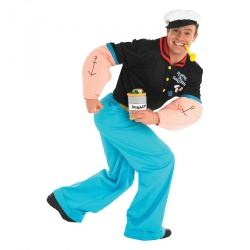Costume of Popeye