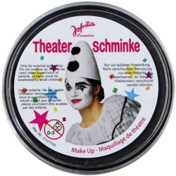 Theater Make-up - Black