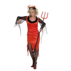 Devil Costume - Female