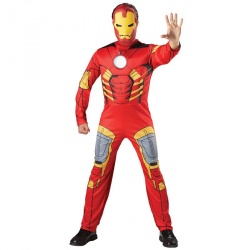 ron Man Costume - Male
