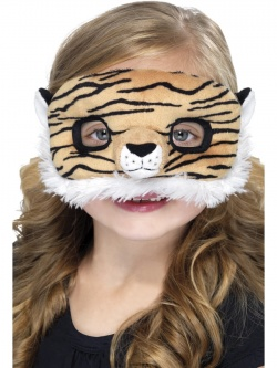 Child Plush Eyemask - Tiger