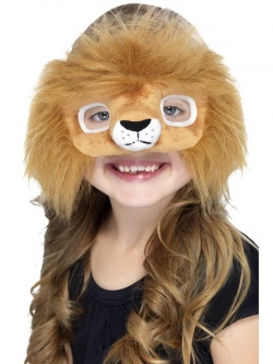 Child Plush Eyemask - Lion