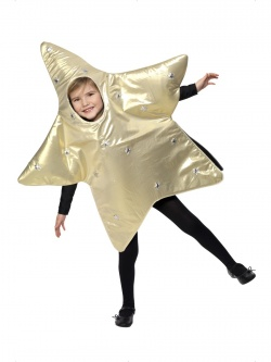 Christmas Star Child Costume
