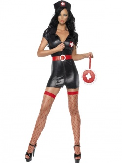 Fever Nurse Have Mercy Costume