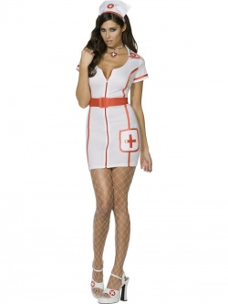Fever Kinky Nurse Costume