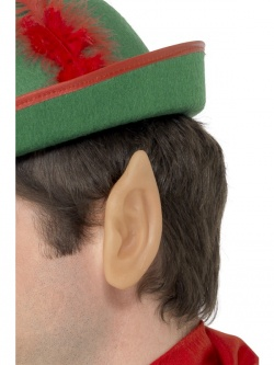 Soft Vinyl Pointed Elf Ears