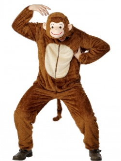Animal Costume-Monkey