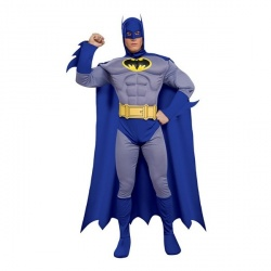 Batman Costume-Blue Version