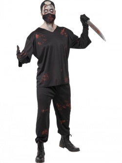 Doctor Living Death Costume