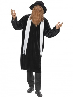 Jewish Rabbi Costume